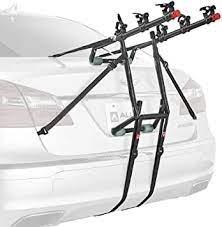 bike rack trunk mount 3 bike