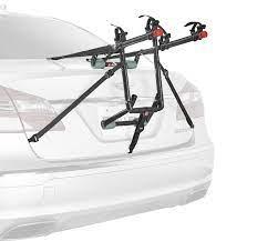 Trunk mount bike Rack